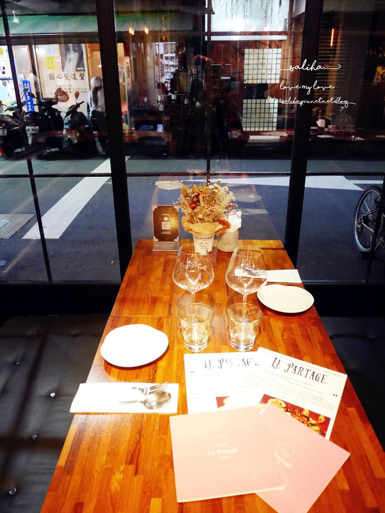 台北大安區安和路信義安和站浪漫咖啡餐廳推薦Le Partage 樂享小法廚 (9)