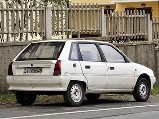 1990 Citroen AX K-Way