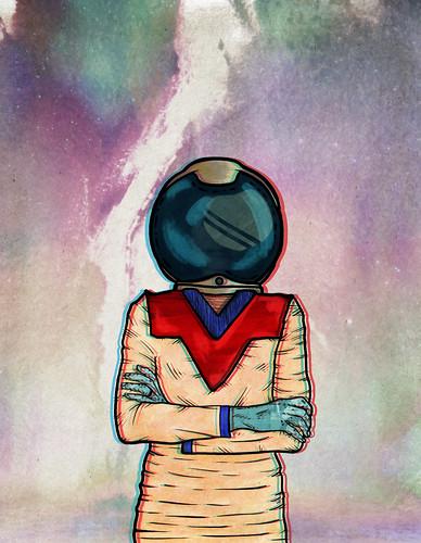 Aztronauta 3D