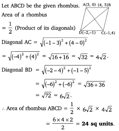 NCERT Solutions for Class 10 Maths Chapter 7 Coordinate Geometry 30