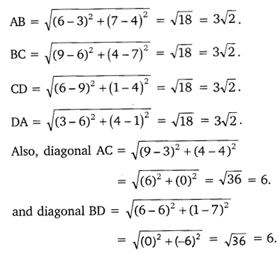 NCERT Solutions for Class 10 Maths Chapter 7 Coordinate Geometry 7