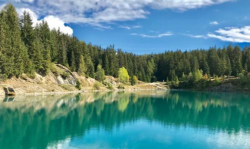 Lac de Chermignon