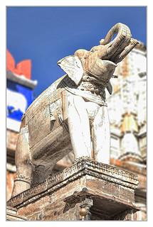 Udaipur IND - Jagdish Temple 05