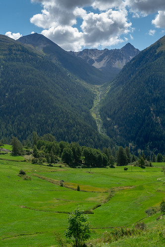Engiadina Bassa: Valley to the south (2/3)