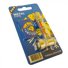 The Bulldog Amsterdam Metal Pipe Set