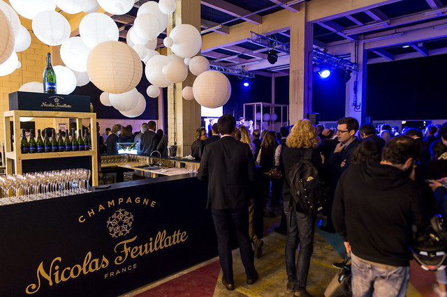 Bar à Champagne Nicolas Feuillatte