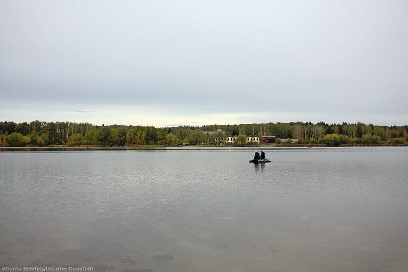Фрязино, озеро Большое