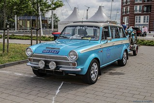 1963 Ford Consul Cortina 1500 Estate Car - MH-53-67
