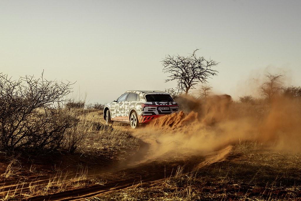 Audi e-tron Namibija3
