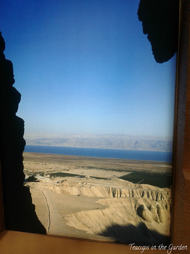 13-250BC to AD70 Dead Sea Scrolls setting