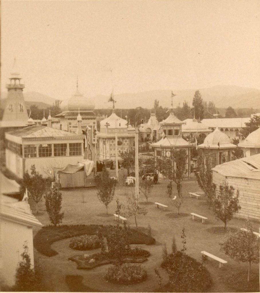 1901. Кавказская юбилейная выставка сельского хозяйства и промышленности в Тифлисе. Часть 1