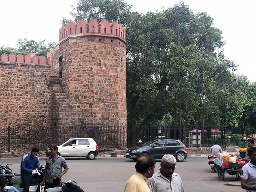 City Monument - Dilli Gate, Central Delhi