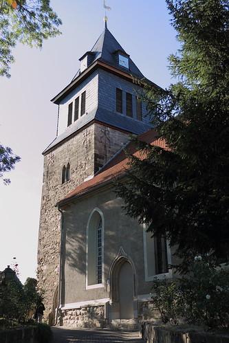 Wansleben am See, Kirche StAndreas und Stephani