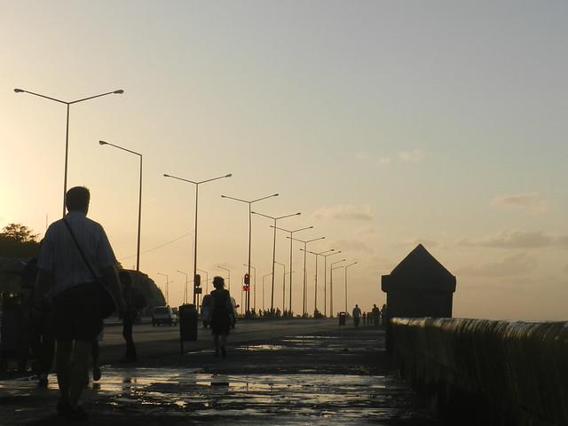 Malecón, La Habana, Nikon COOLPIX P500