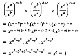 RD Sharma Class 9 Maths Book Questions Chapter 2 Exponents of Real Numbers VSAQS - 10a