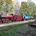 Kirklees steam fleet