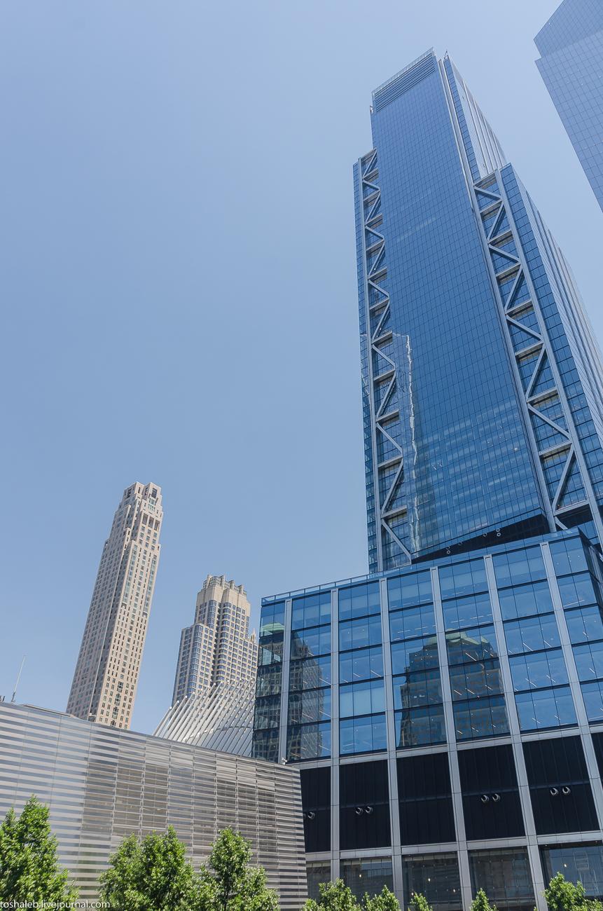 Нью-Йорк_парк 11 сентября-19