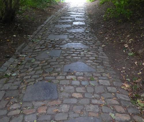 Mont-Saint-Aubert   Balade des poètes du soleil couchant  (11)