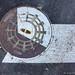 Manhole series by Jürgen Kornstaedt