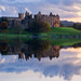 Dusk in Linlithgow Palace