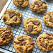 Eggless Chocolate Chunk Cookies