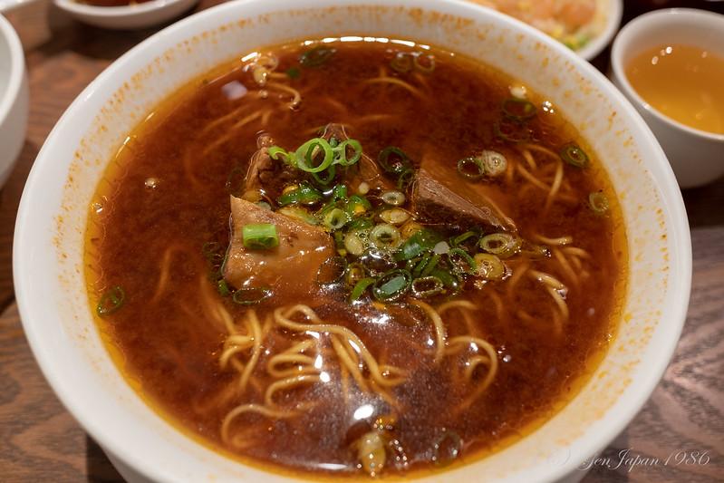 鼎泰豐 牛肉麺