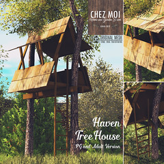 Haven Tree House CHEZ MOI