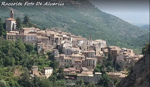 1950 2018 Anversa degli Abruzzi Foto Angelo Graso By Google Maps