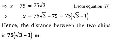 NCERT Solutions for Class 10 Maths Chapter 9 Some Applications of Trigonometry 20