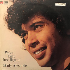 MONTY ALEXANDER:WE'VE ONLY JUST BEGUN(JACKET A)