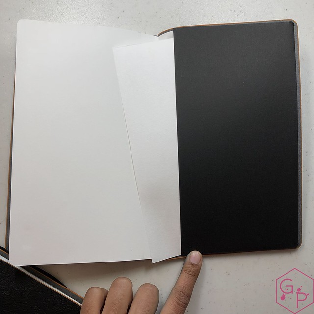 The Author Tomoe River Notebook Review by GLP Creations 14