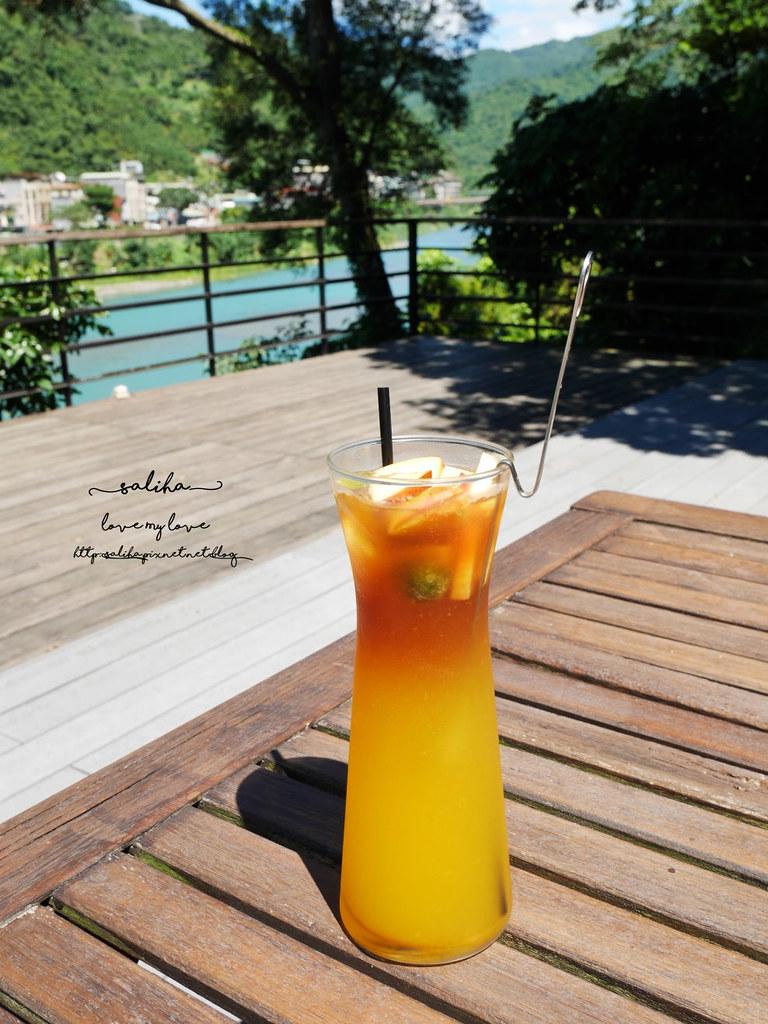 烏來一日遊景點行程La Villa Wulai景觀咖啡下午茶鬆餅 (3)