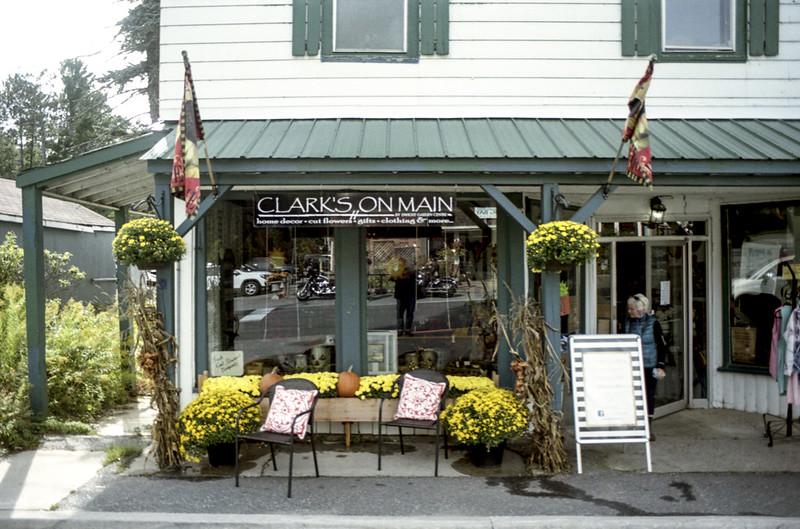 Clark's On Main