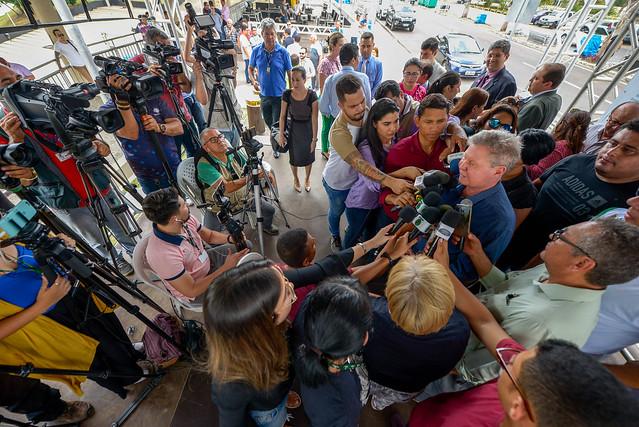 17.10.18 Coletiva Aniversário de Manaus