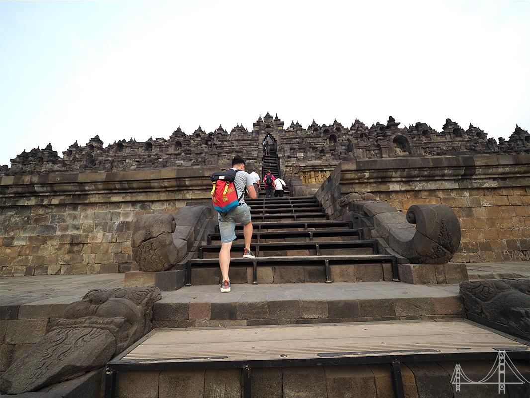 Borobudur婆羅浮屠1