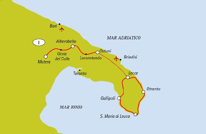 A 7-day Puglia Itinerary
