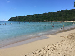 Playa La Ensenada - Strand an der Bucht