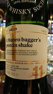 SMWS 68.19 - A Munro bagger's protein shake