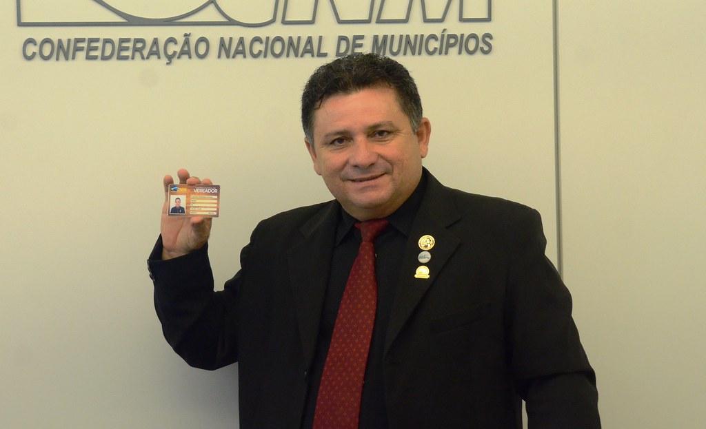 5 perguntas. Candidato mais votado em Óbidos responde por que deixou o governo, Rosinaldo Cardoso