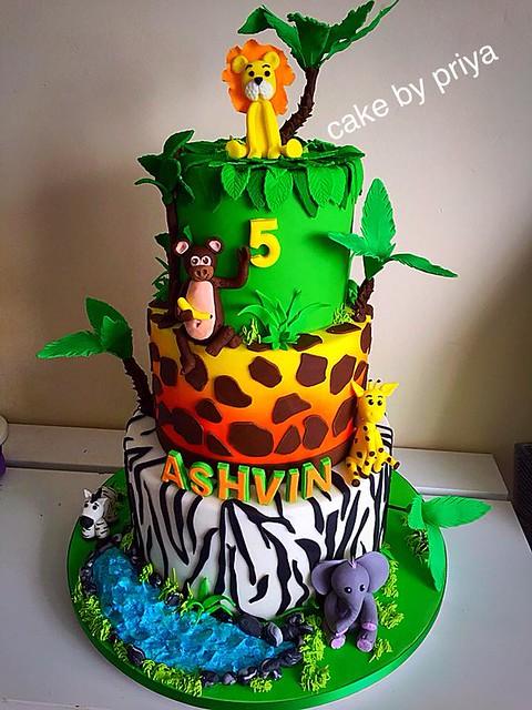 Cake from Cake by Priya