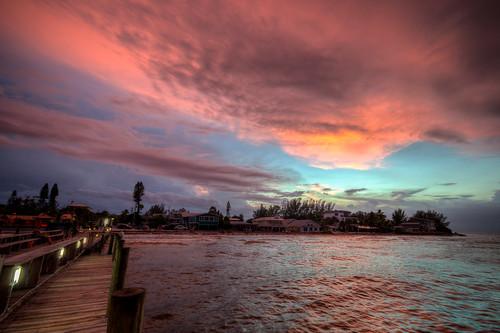 sunset florida annamariaisland water bradenton fla floridasunset pier