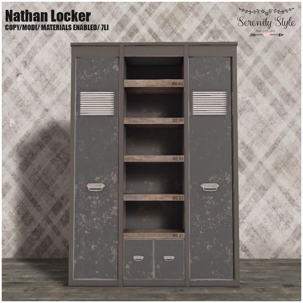 Serenity Style- Nathan Locker