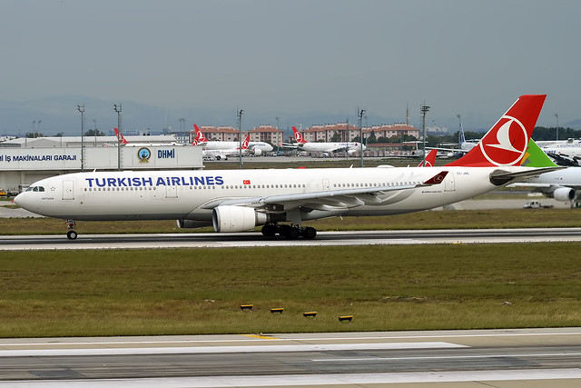 Photo:Turkish Airlines, TC-JNS, Airbus A330-303 By Anna Zvereva