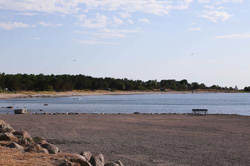 Byxelkrok harbour
