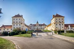 Замок Валтице, Моравия  Valtice Chateau, Moravia