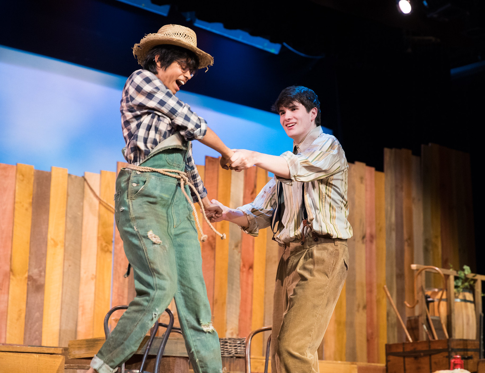 Fall Play: The Diviners