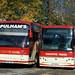 Pulham, Bourton-on-the-Water - VDF 365 (SN04 XWC, 2767 WF, FJ04 ERU) & T70 PUL (YM03 EOT)