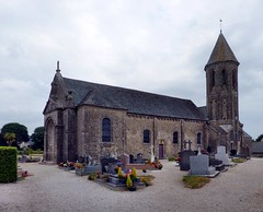 Tamerville - Notre-Dame-de-l'Assomption - Photo of Saint-Cyr