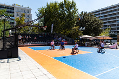 Wheelchair Basketball in Athens