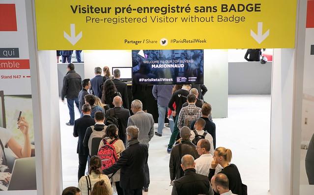 ParisRetailWeek 2018 - au détour des allées